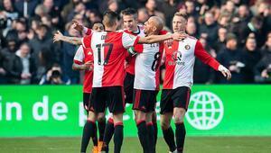 Van Persie attı, Feyenoord kazandı