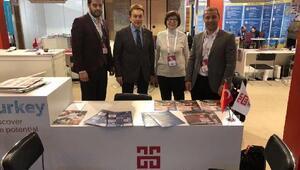 EURIE-2018 Yükseköğretim ZirvesineRektör Sabuncuoğlu konuşmacı olarak katıldı