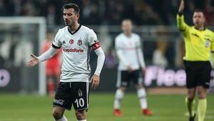 Son dakika: Beşiktaşta Oğuzhan Özyakup ilk 11den çıkarıldı