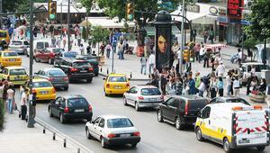 İstanbulun en popüler caddelerinden biri Fiyatlar 2 yılda yüzde 40 düştü
