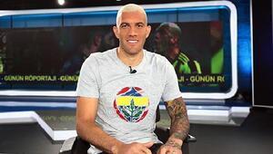 Fenerbahçenin golcüsü Fernandao derbi öncesi konuştu