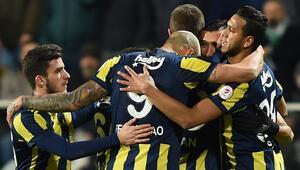 Fenerbahçe, derbiden üstün ayrılmanın peşinde
