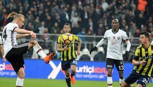 Beşiktaş, kupa derbisini de kazanma peşinde Talisca ve Pepe...