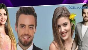 Murat Dalkılıç ve Hande Erçel ilk kez yan yana