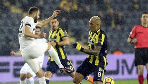 Fenerbahçeye gelen her top gol oluyor