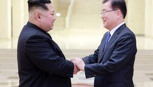 Son dakika Kuzey Kore ve Güney Kore arasında tarihi anlaşma