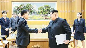 Önce telefon hattı sonra liderler zirvesi