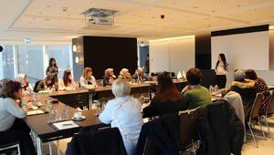 Ferrero Karadenizli çiftçi kadınları İstanbulda ağırladı