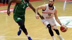 Banvit - Yeşilgiresun Belediyespor: 104-80
