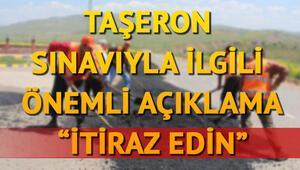 Taşeron kadro süreci 3 Nisanda sona erecek Kadro sınavları devam ediyor