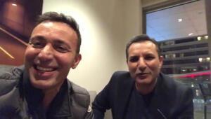 Mustafa Sandal ve Rafet El Romandan nostaljik paylaşım