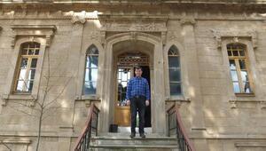 Gömeç Belediyesi 110 yıllık tarihi yapıda hizmet veriyor