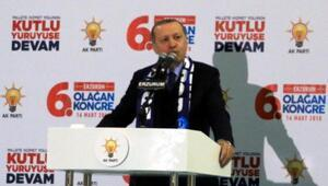 Erdoğan: Ey AP, kapıları açsaydık kaçacak delik arayacaktınız (2)