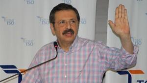 Hisarcıklıoğlu: 2 yıl içinde Türkiyeyi ilk 20ye sokmayı hedef aldık
