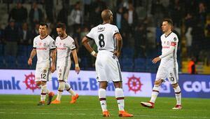 Beşiktaş zirveye hasret kaldı Tam 26 hafta...