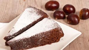 Kestane Artık Kekte: Kakaolu Kestaneli Kek Tarifi