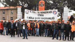 Karayolları işçilerinden taşeron işçi açıklaması