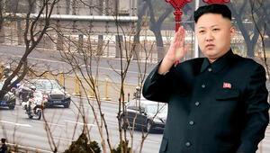Kuzey Kore'den Çin'e giden gizemli ziyaretçi... Yolcu Kim mi