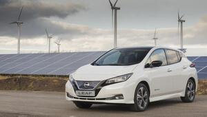 Nissanın hedefi 1 milyon elektrikli araç satmak