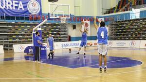 Haliliye Basketbolda play-off hazırlığı