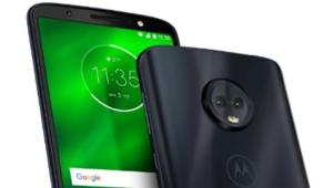 Moto G6nın özellikleri netleşiyor İşte yeni görüntüsü