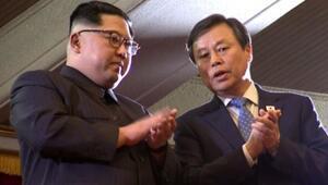 Kuzey Kore lideri Kim Jong Un, Güney Koreli pop şarkıcıların konserini izledi