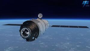 Tiangong-1: Çinliler kontrolü kaybetti, Dünyaya düştü