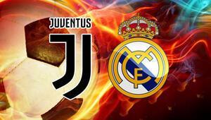 CANLI | Juventus - Real Madrid