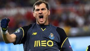 Iker Casillas 1000. maçına çıktı