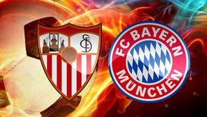 Sevilla Bayern Münih maçı saat kaçta hangi kanalda canlı olarak yayınlanacak - Şampiyonlar Ligi Çeyrek Final