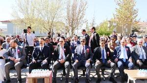 Kırıkkale Belediyesi'nden otizimli çocuklara özel park