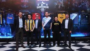 İmzalar atıldı Şampiyonluk Ligi'ne dev sponsor