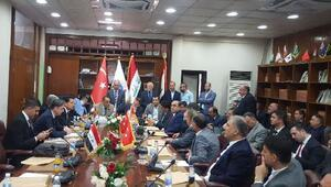 TISİAD, Iraka çıkarma yaptı
