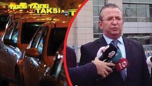İstanbul Taksiciler Birliği Başkanı İrfan Öztürk: Ubere binen vatan hainidir
