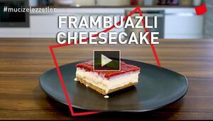 Frambuazlı Pratik Cheesecake