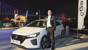 'Otomobil Oscar'ı çevreci modele