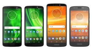 Motorola Moto G6, G6 Play, E5 Plus, E5 Play tanıtıldı İşte tüm özellikleri