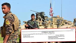ABD'de skandal PKK, Washingtonda büro açmak için başvurdu…