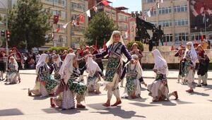 Burdurda 23 Nisan kutlaması