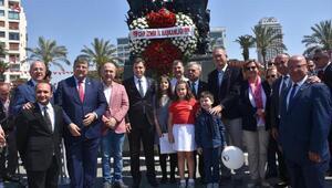 İzmirde CHPden alternatif 23 Nisan kutlaması