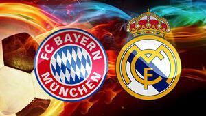 Bayern Münih Real Madrid Şampiyonlar Ligi maçı bu akşam saat kaçta hangi kanalda canlı olarak yayınlanacak