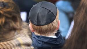 Almanyada Yahudilere çağrı: Büyük kentlerde kipa takarak dolaşmayın