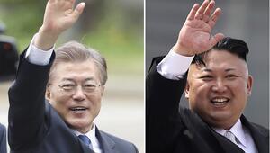 Tarihi zirve yarın Kim Jong-un sınırı geçecek