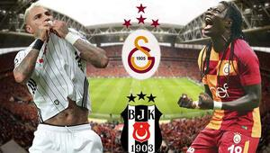 Bir derbi dört takım Galatasaray - Beşiktaş maçı muhtemel 11leri