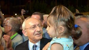 CHP Genel Başkanı Kılıçdaroğlu Marmariste