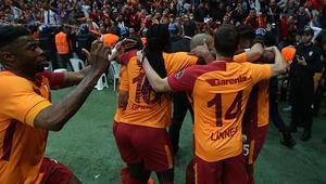 Aslan, Beşiktaş derbisinde şampiyonluk için kükredi