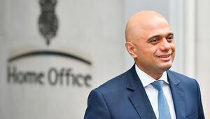 İngilterenin yeni İçişleri Bakanı Sajid Javid oldu