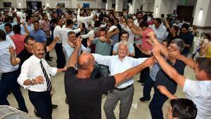 Marmaris Belediyesi, çalışanları için 1 Mayıs gecesi düzenledi