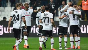 Beşiktaş evinde Kayserisporu rahat geçti