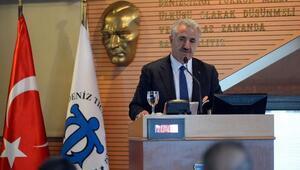 Bakan Arslandan Yenikapı Kruvaziyer Limanı açıklaması